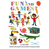 Alain Gree - Fun and Games (BOK)
