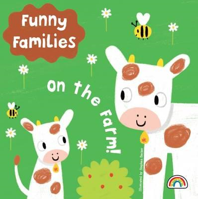 Funny Families - On the Farm (BOK)