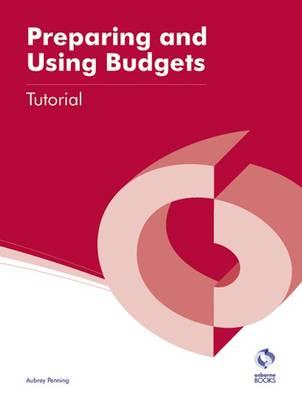 Preparing and Using Budgets Tutorial (BOK)
