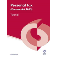 Personal Tax (Finance Act 2015) Tutorial (BOK)