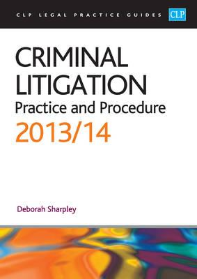 Criminal Litigation (BOK)