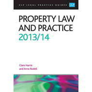 Property Law and Practice: 2013/2014 (BOK)