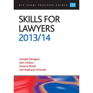 Skills for Lawyers: 2013/2014 (BOK)
