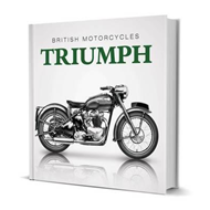 Produktbilde for Little Book of British Motorcycles: Triumph (BOK)