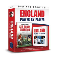 England Player by Player (BOK)