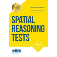 Produktbilde for Spatial Reasoning Tests - The Ultimate Guide to Passing Spat (BOK)