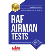 Produktbilde for RAF Airman Tests (BOK)