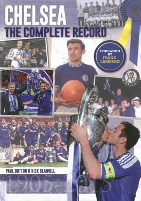 Chelsea: The Complete Record (BOK)
