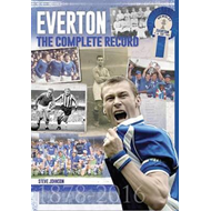 Everton: The Official Complete Record (BOK)