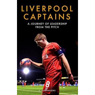 Produktbilde for Liverpool Captains (BOK)