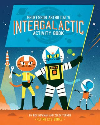 Professor Astro Cat's Intergalactic Activity Book (BOK)