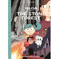 Hilda and the Stone Forest (BOK)