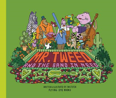Mr Tweed and the Band in Need (BOK)