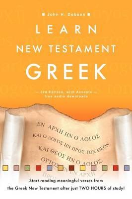 Learn New Testament Greek (BOK)