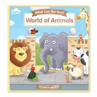 World of Animals (BOK)