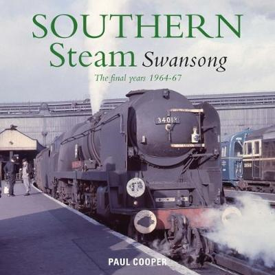 Southern Steam Swansong (BOK)
