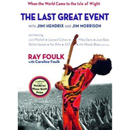 Last Great Event: with Jimi Hendrix and Jim Morrison (BOK)
