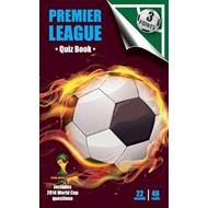 Three Points Quiz Book Premier League (BOK)