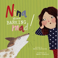Nina Goes Barking Mad! (BOK)