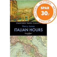 Produktbilde for Italian Hours (BOK)