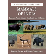 Naturalist's Guide to the Mammals of India (BOK)