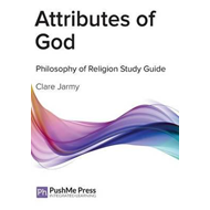 Attributes of God Study Guide (BOK)