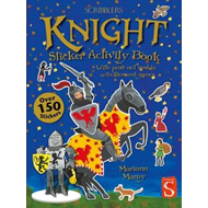 Knight Sticker Activity Book (BOK)