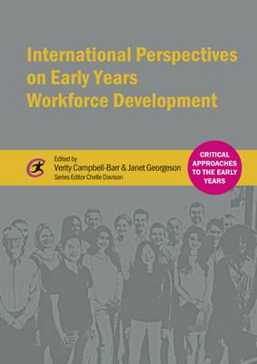 International Perspectives on Early Years Workforce Developm (BOK)