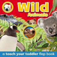 Peek-a-Boo: Wild Animals (BOK)