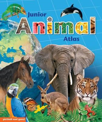 Junior Animal Atlas (BOK)