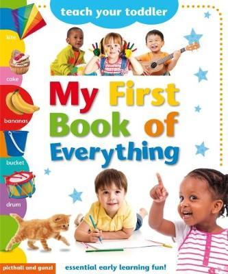 My First Book of Everything (BOK)
