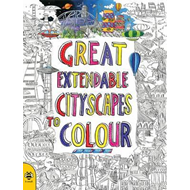 Great Extendable Cityscapes to Colour (BOK)