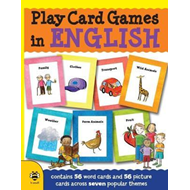 Play Card Games in English (BOK)