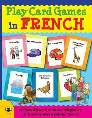 Play Card Games in French (BOK)