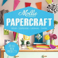 Mollie Makes: Papercraft (BOK)