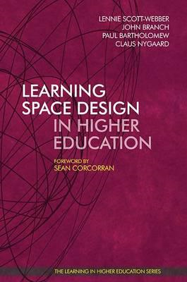 Learning Space Design in Higher Education (BOK)