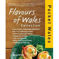 Flavours of Wales Pocket Guide Pack (BOK)