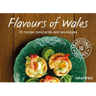 Flavours of Wales Notecards (BOK)
