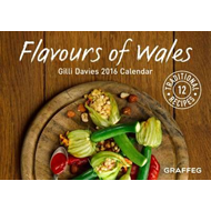 Flavours of Wales Calendar (BOK)