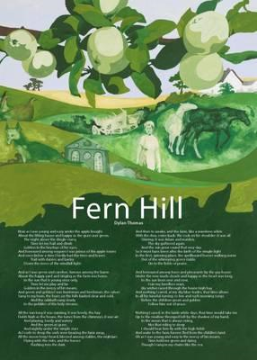 Fern Hill Poster Poem (BOK)