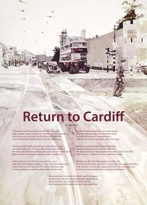 Return to Cardiff Poster Poem (BOK)