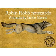 Robin Hobb Notecards: Animals (BOK)