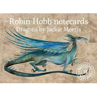 Robin Hobb Notecards: Dragons (BOK)