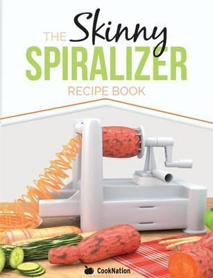 Skinny Spiralizer Recipe Book (BOK)