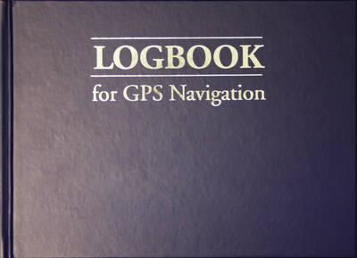 Logbook for GPS Navigation - Compact, for Small Chart Tables (BOK)