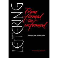 Lettering from Formal to Informal (BOK)