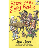 Steve and the Singing Pirates (BOK)
