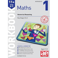 11+ Maths Year 5-7 Workbook 1 (BOK)