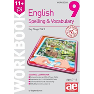 11+ Spelling and Vocabulary Workbook 9 (BOK)