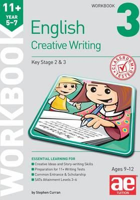 11+ Creative Writing Workbook 3 (BOK)